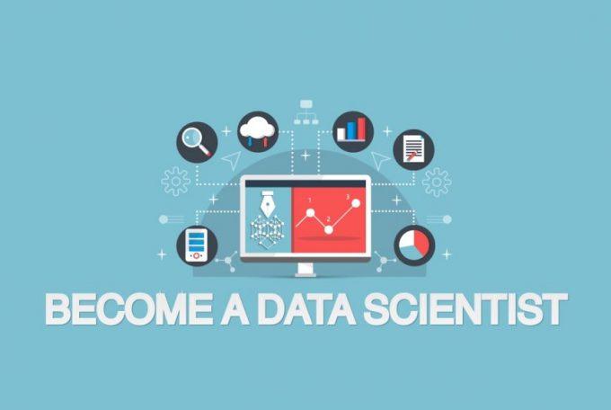 كيف تصبح عالم البيانات