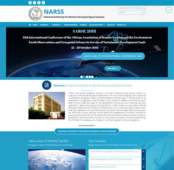 Narss Web