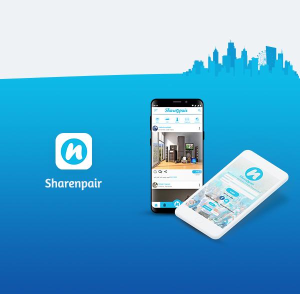 Sharenpair App